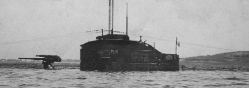 Подводная лодка «Souffleur»