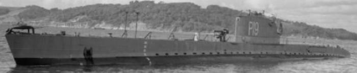 Подводная лодка «Junon»