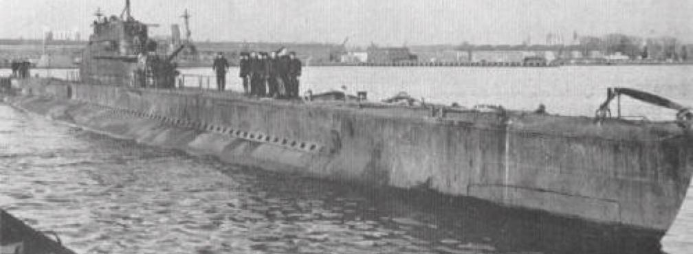 Подводная лодка «Archimède»