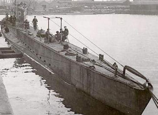 Подводная лодка «Minerve»