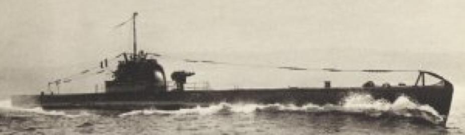Подводная лодка «Aurore»