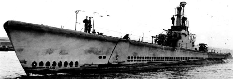 Подводная лодка «Pampanito» (SS-383)