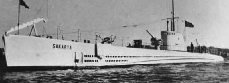 Подводная лодка «Sakarya»