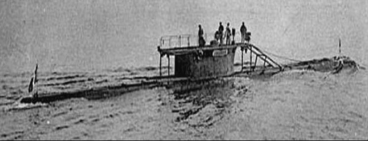 Подводная лодка «Turquoise»