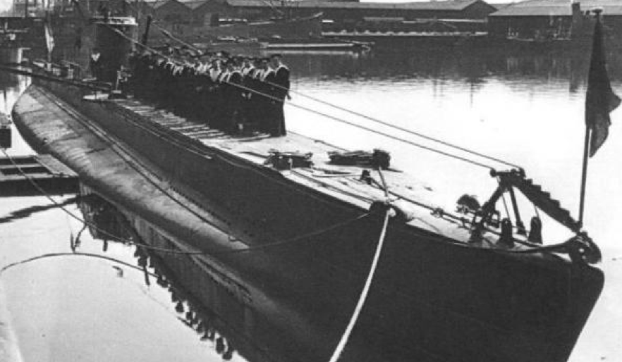 Подводная лодка «Rubis»