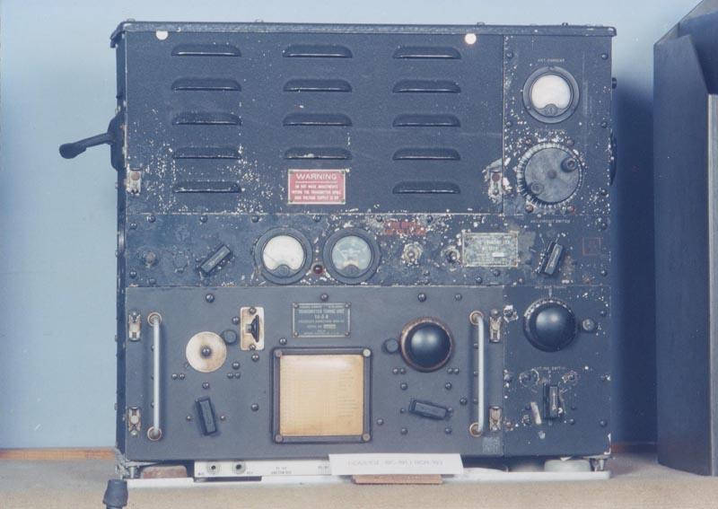 Передатчик BC-191-SCR-193.