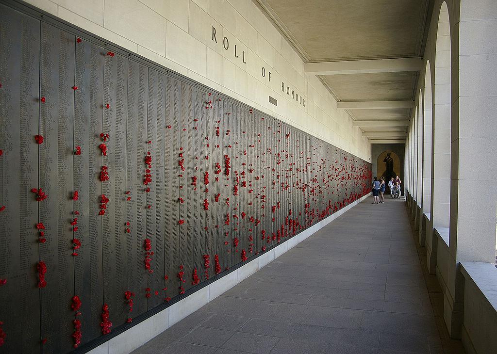 Список погибших во Второй мировой войне.