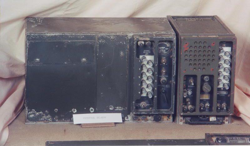 Передатчик BC-604.