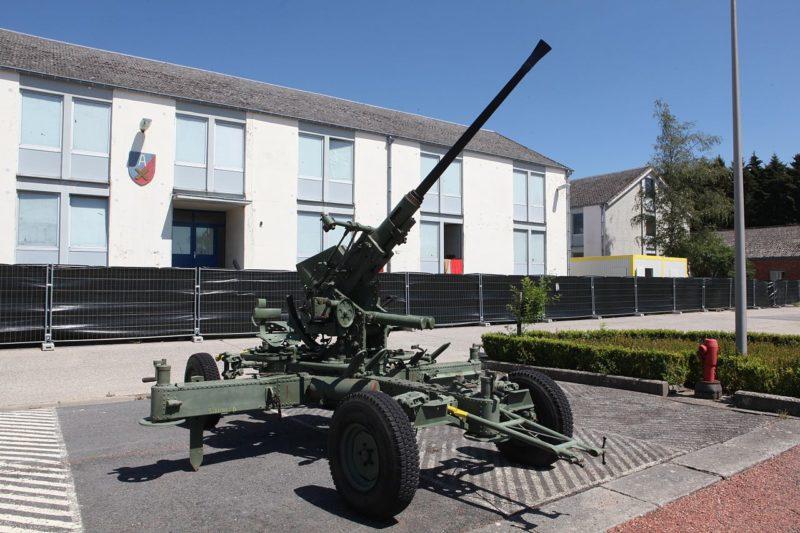 Зенитное орудие Бофорс40-мм.