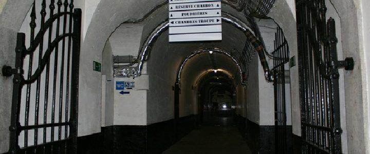 Вход в подземелье.