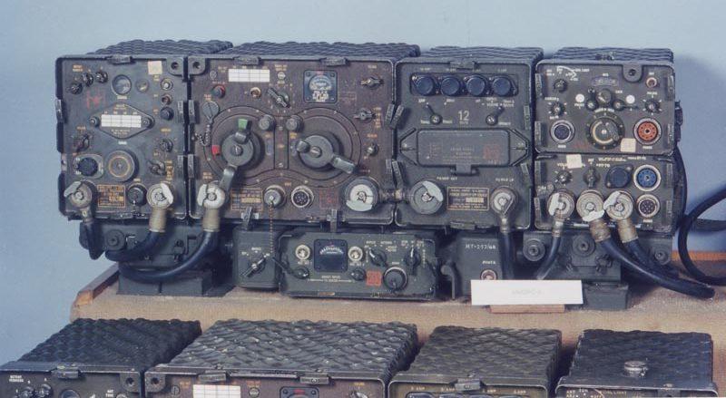 Комплект радиостанции AN-GRC-3.