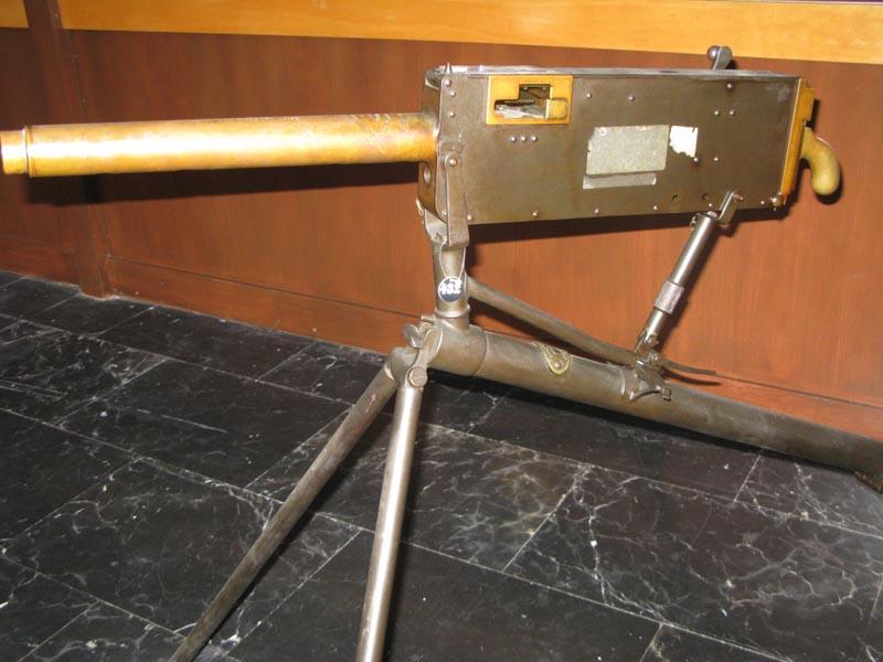 Станковый пулемет VEZA 7,92 мм.