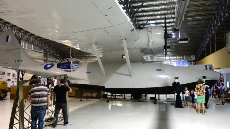 Летающая лодка PBY Catalina.