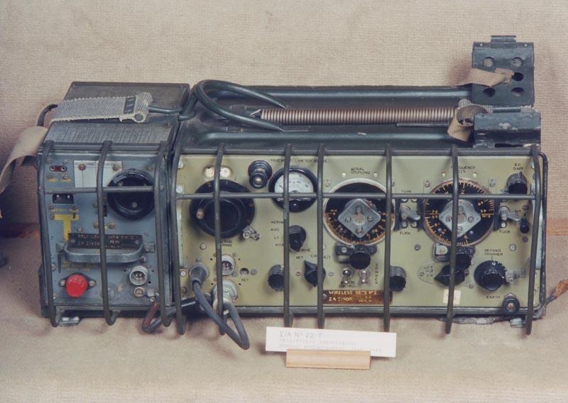 Радиостанция для бронетехники.