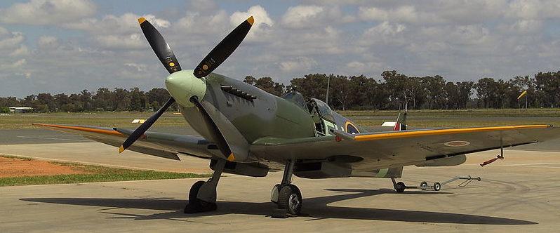 Истребитель Supermarine Spitfire Mark XVI.