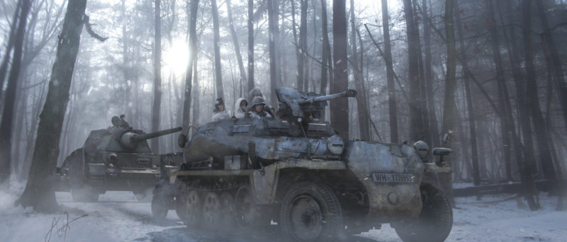 Karidis Antonis. Восточный фронт: замерзший ад.