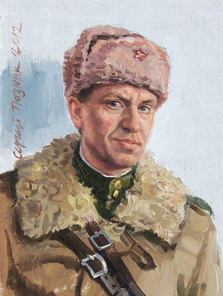 Позняк Сергей. Капитан Таранец.