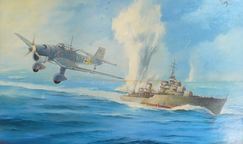 Лубянов Андрей. Атака с воздуха.