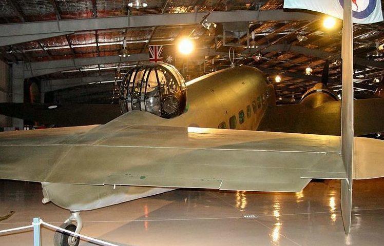 Пассажирский вариант бомбардировщика Lockheed Hudson.