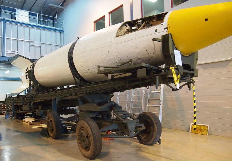 Ракета V-2.