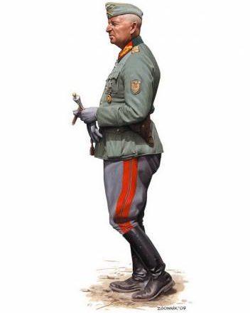 Згонник Дмитрий. Генерал фельдмаршал Erich von Manstein.