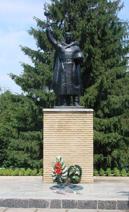 г. Купянск. Памятник на мемориале