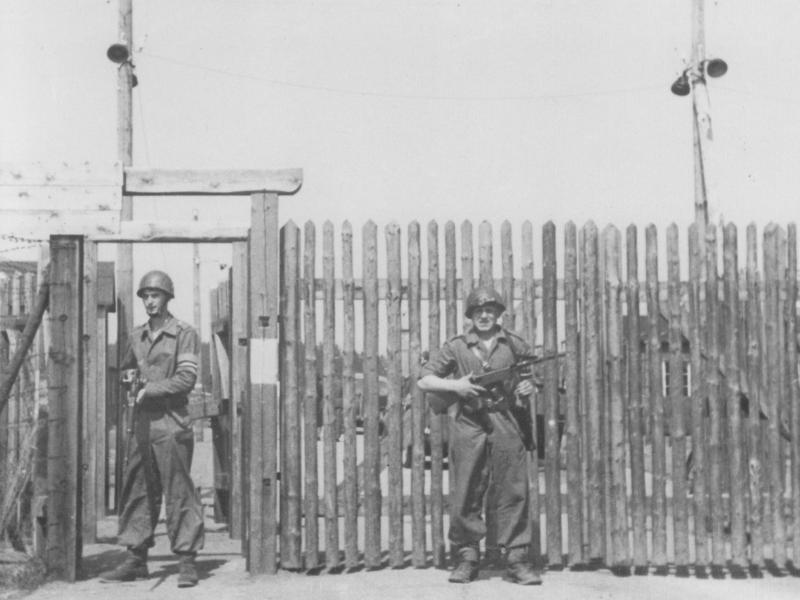 Охрана лагеря Фаархуслейрен