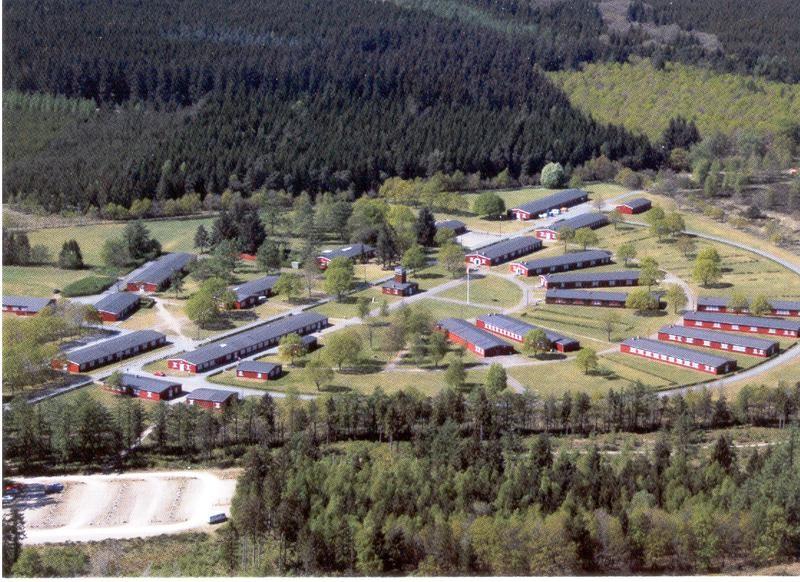 Общий вид лагеря-музея сегодня