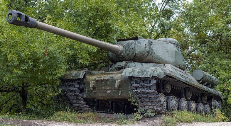 Танк ИС-2 образца 1944 года