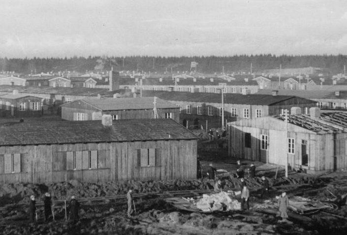 Завершение строительства лагеря