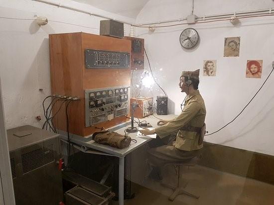 Радиоузел форта