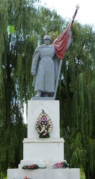 г. Изюм. Памятник советским воинам-освободителям