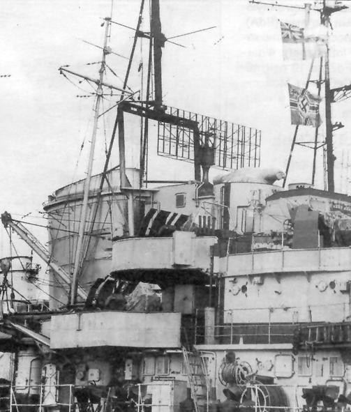 Эскадренный миноносец «Erich Steinbrinck» (Z-15)