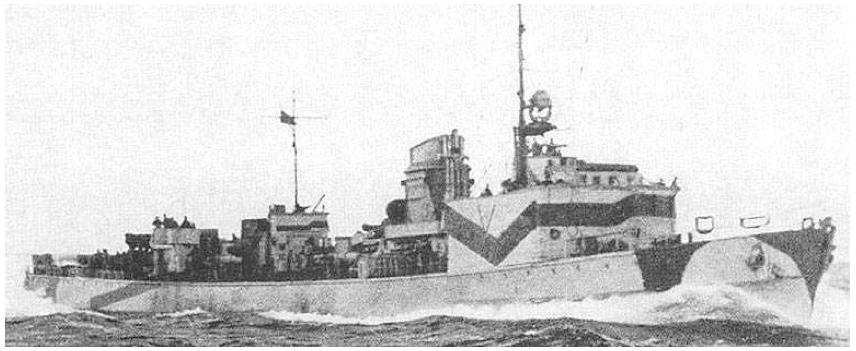 Миноносец «Т-3»
