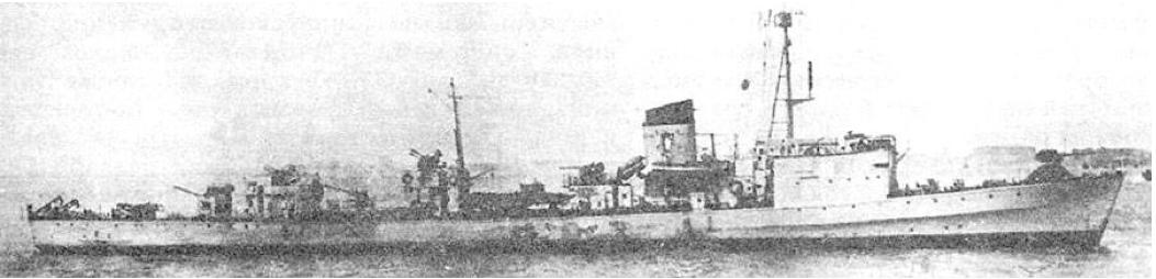 Миноносец «Т-18»