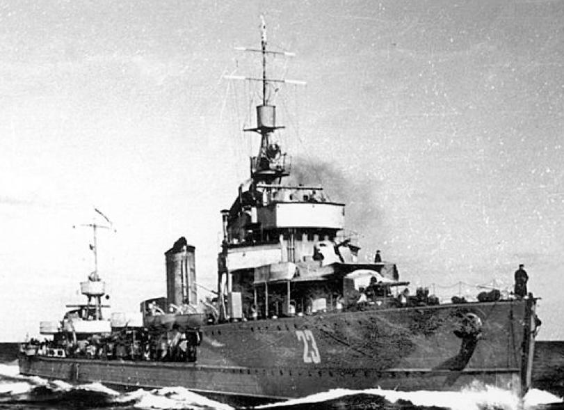 Миноносец «Т-35»