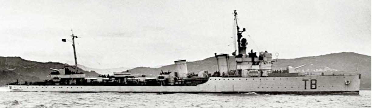 Миноносец «ТА-14» (Turbine)