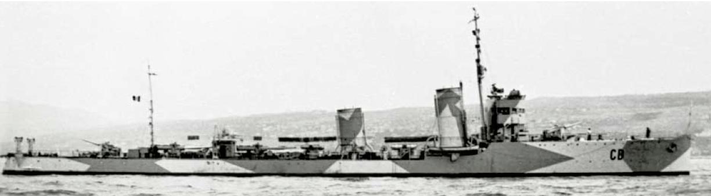 Миноносец «ТА-16» (Castelfidardo)