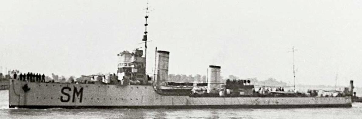Миноносец «ТА-17» (San Martino)