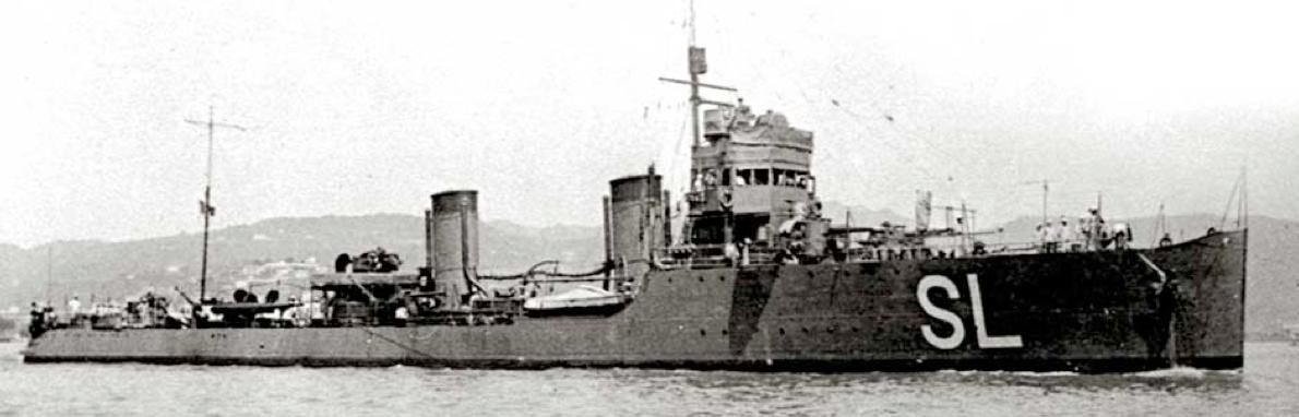 Миноносец «ТА-18» (Solferino)