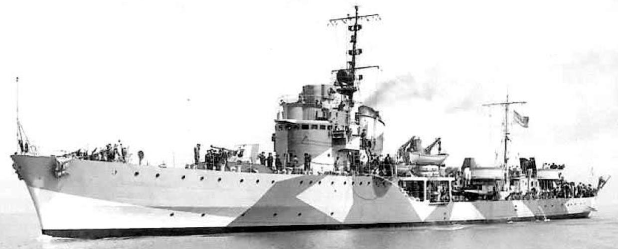 Миноносец «ТА-26» (Ardito)