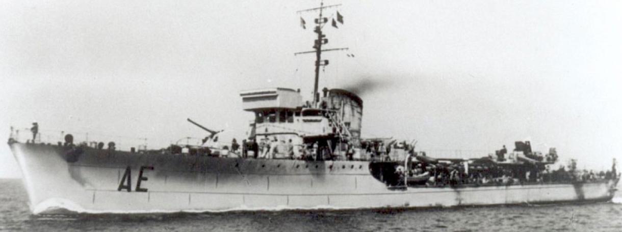 Миноносец «ТА-24» (Ariete)