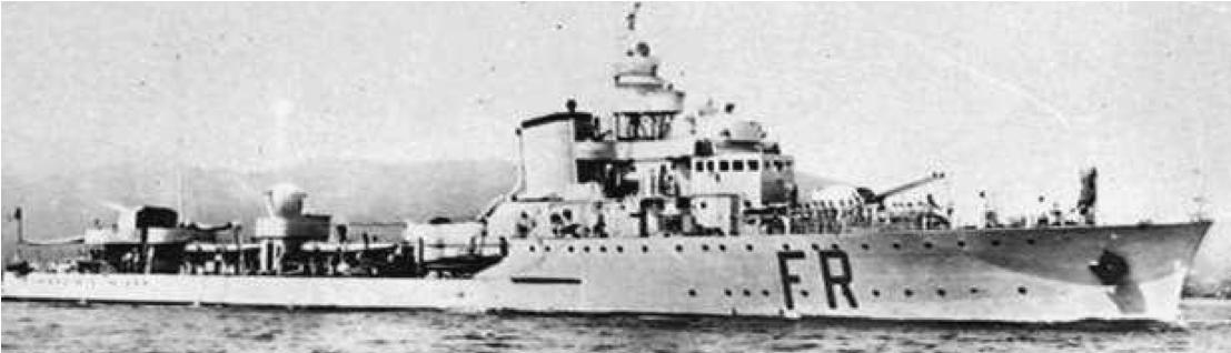 Миноносец «ТА-31» (Dardo)