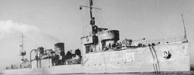Эскадренный миноносец «Сталин» (Самсон)