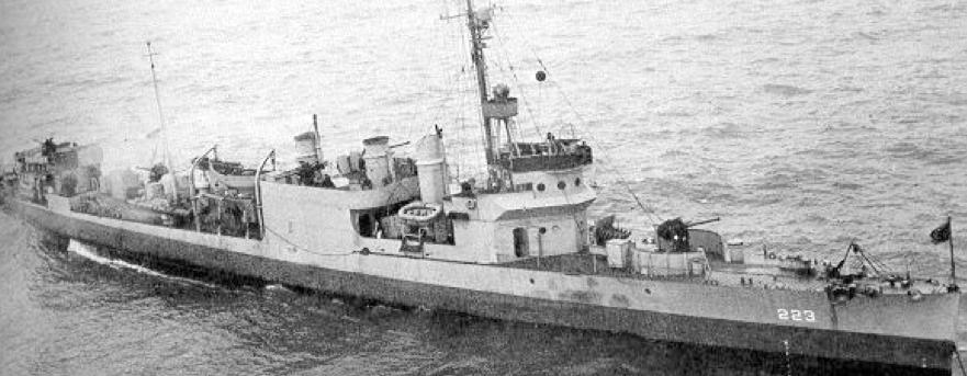 Эскадренный миноносец «Mc Cormick» (DD-223)