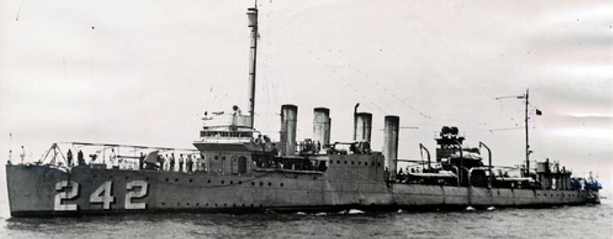 Эскадренный миноносец «King» (DD-242)
