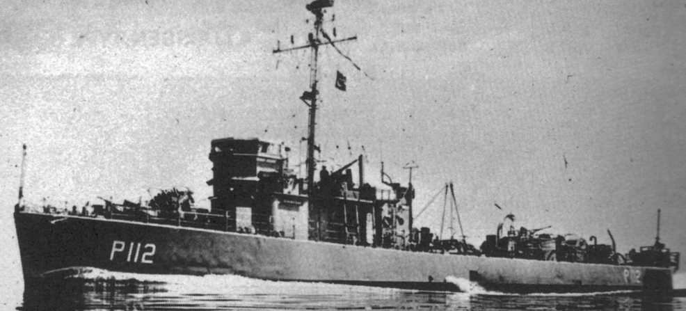 Эскадренный миноносец «Demirhisar»