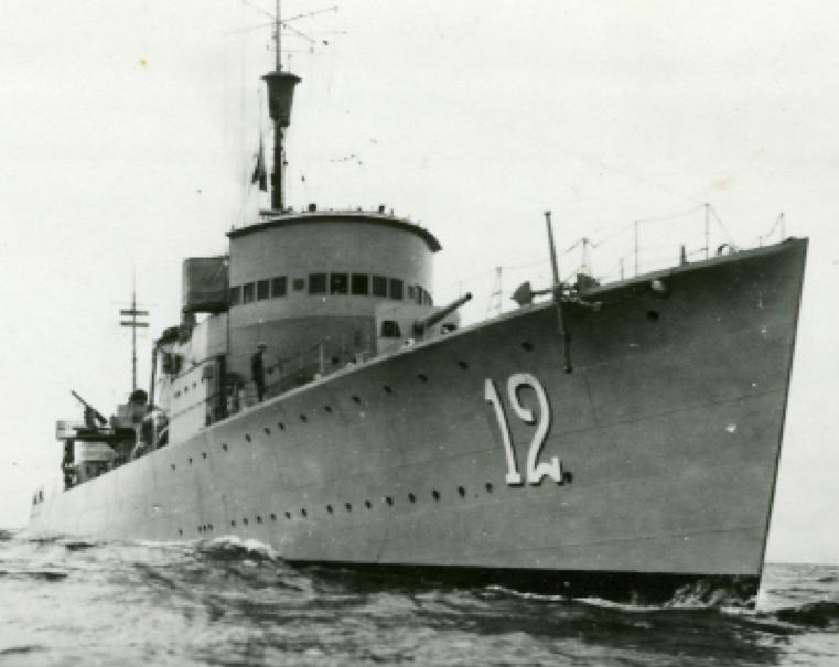 Эскадренный миноносец «Nordenskjöld»
