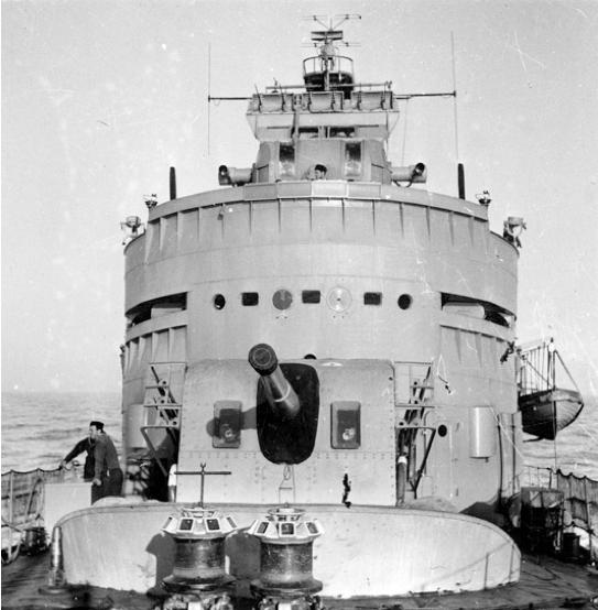 Эскадренный миноносец «Visby»