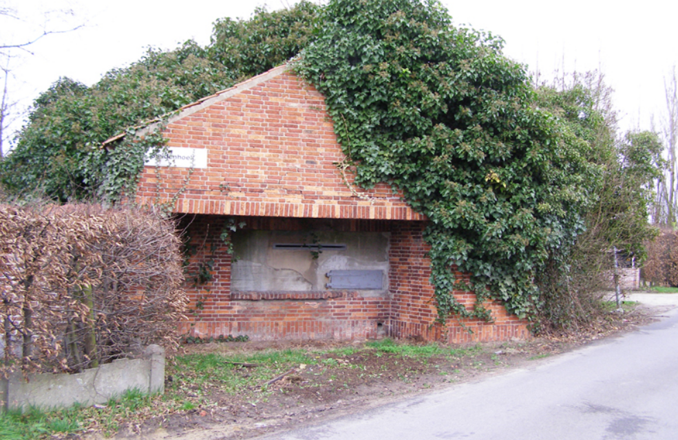 Некоторые примеры камуфляжа бункеров.